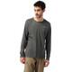 Craghoppers NosiLife Bayame - T-shirt manches longues Homme - noir